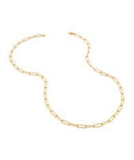 MV Alta Textured Chain Necklace