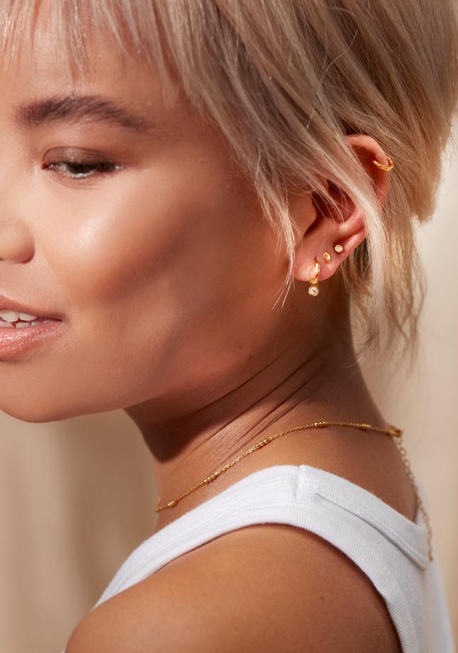 explore ear piercing at monica vinader