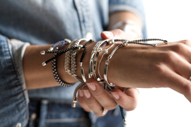 From Diamonds To Friendship Bracelets Here Is Some Inspiration For Your Bracelet Stacking Adventures