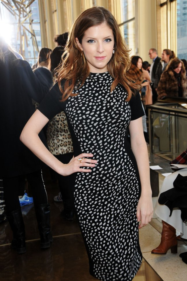 Anna Kendrick in the Monica Vinader Atlantis Collection