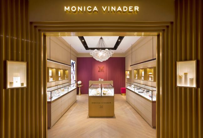 Monica Vinader Hong Kong Store