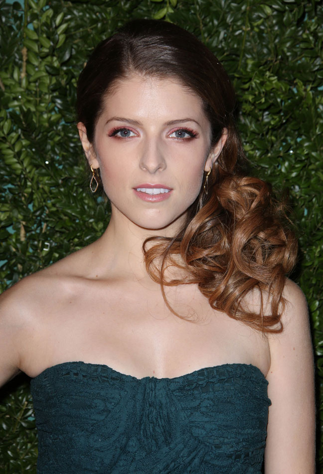 Anna Kendrick Evening Standard Awards