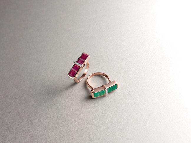 Baja Precious Rings
