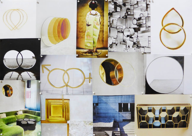 Naida Collection Moodboard