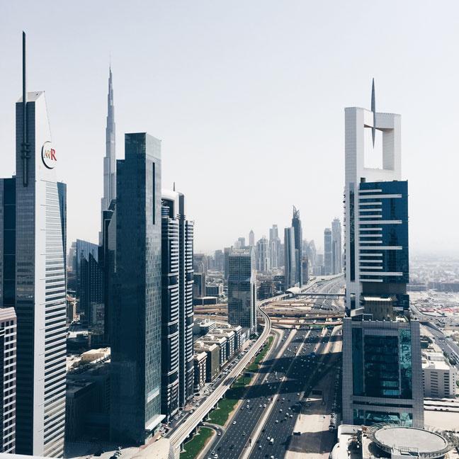 Dubai by @noortehini