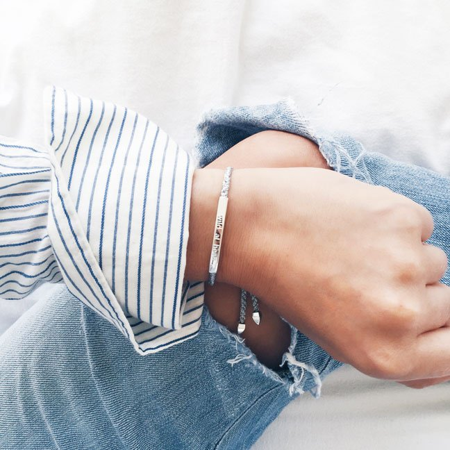 @mija_mija in Linear Friendship Bracelet