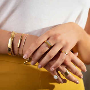 differences between gold plated and gold vermeil