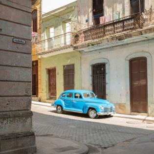 Havana Old Town