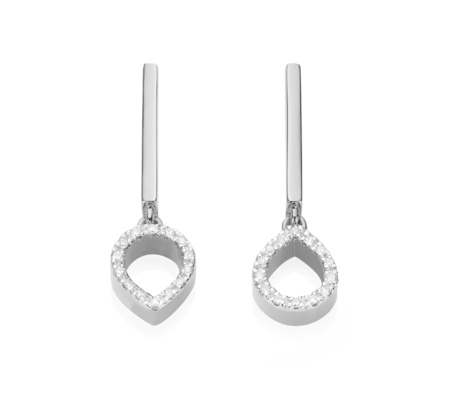 Naida Diamond Earrings
