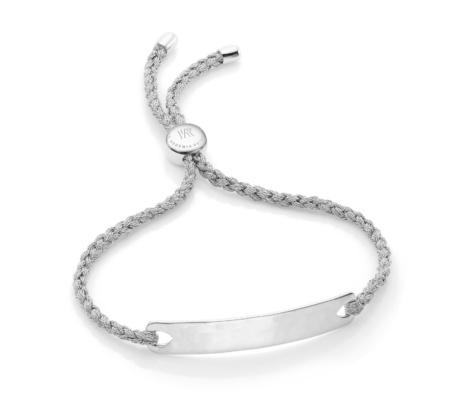 Sterling Silver Havana Friendship Bracelet Monica Vinader 2URrqh
