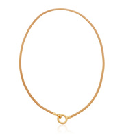 Gold Vermeil Doina Chain Necklace - Monica Vinader