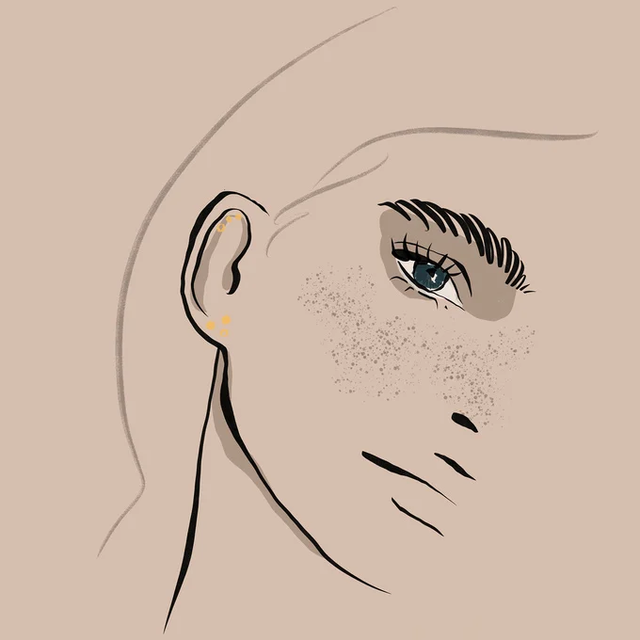there are numerous types of ear piercing positions