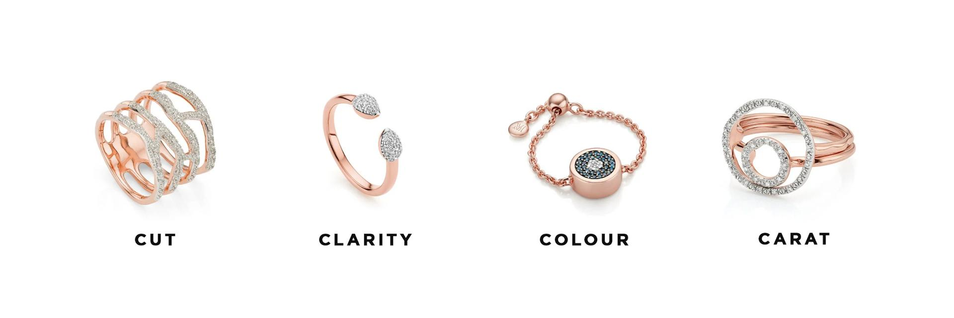What are the 4Cs for ethical diamonds?
