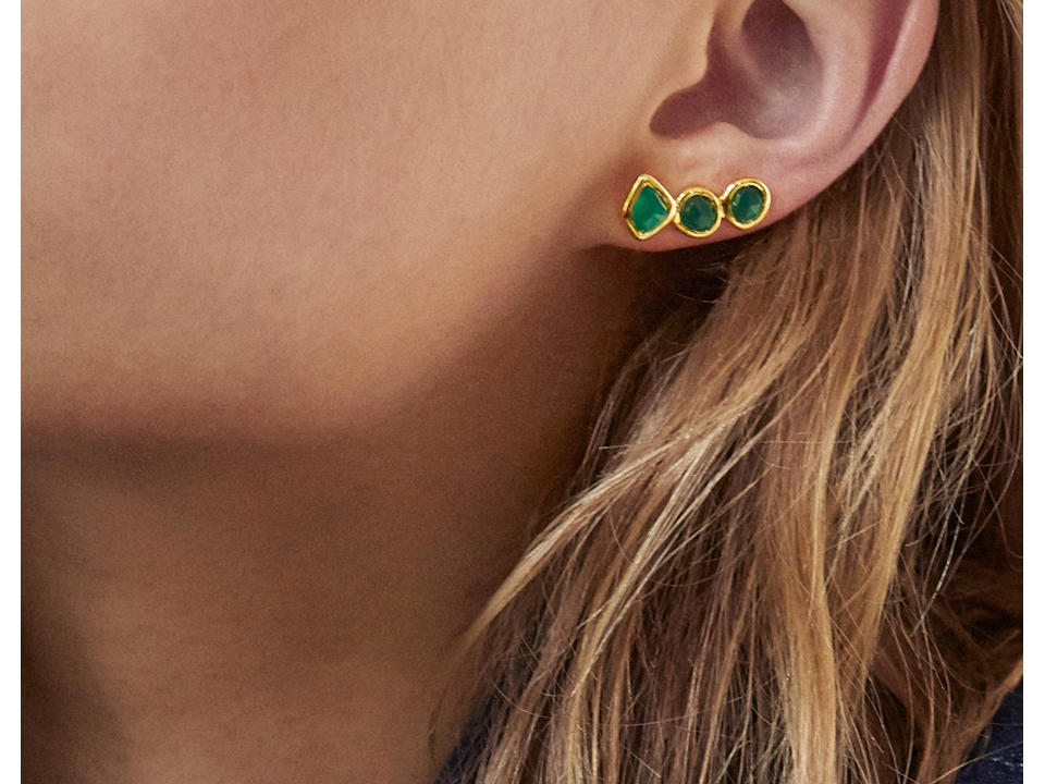 climbers are types of earrings that travel up your ear