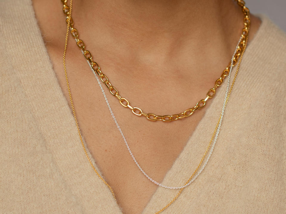 how many times of chain necklace are there?