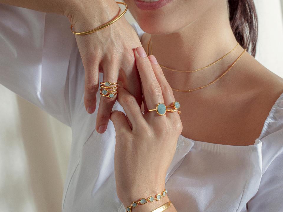extravagant ring types