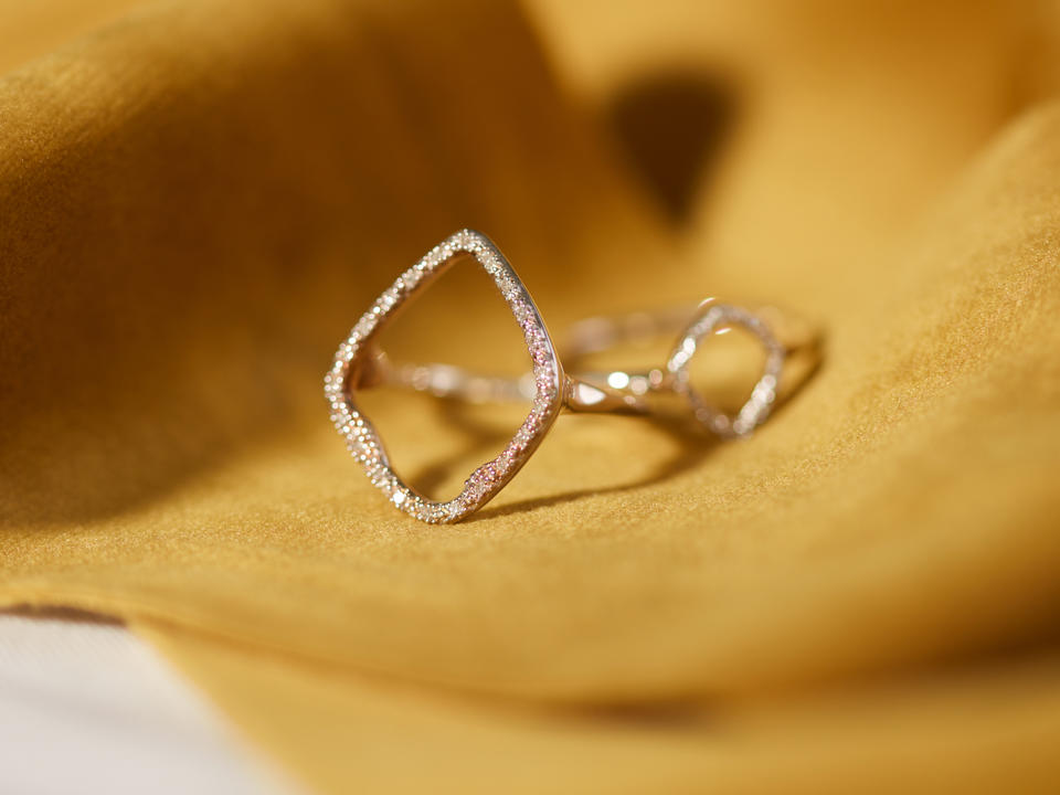 types of rings to make you stand out
