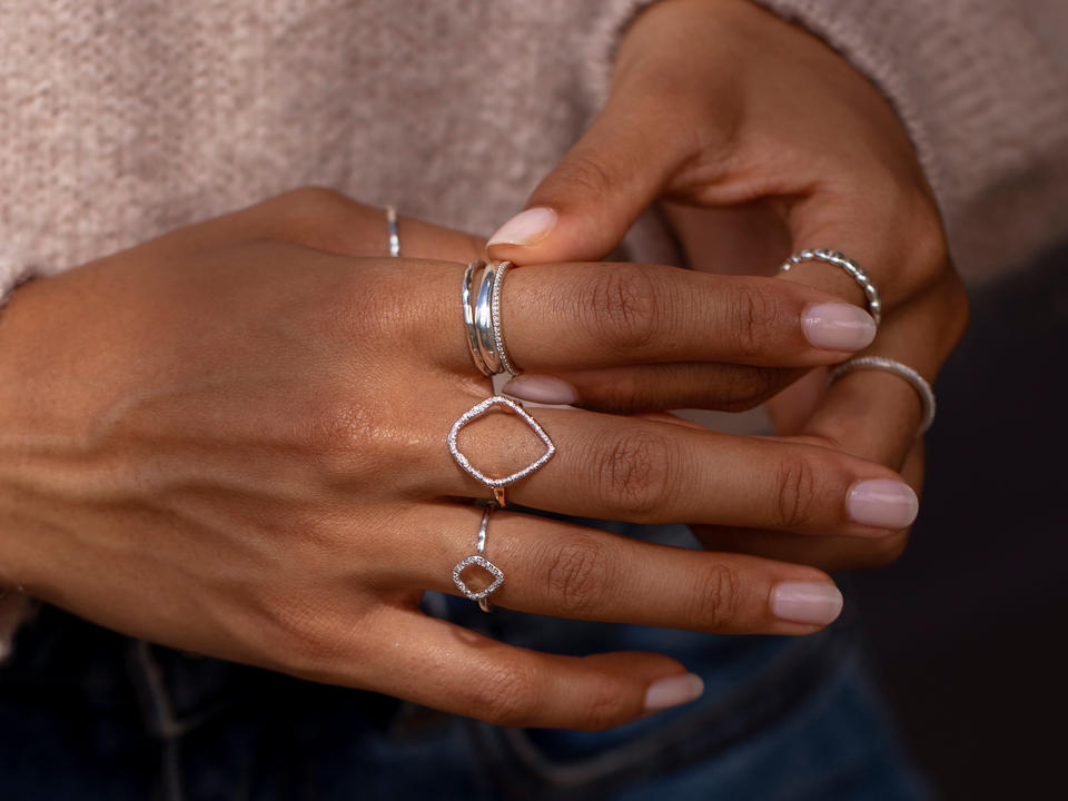 what type of eternity ring is best?