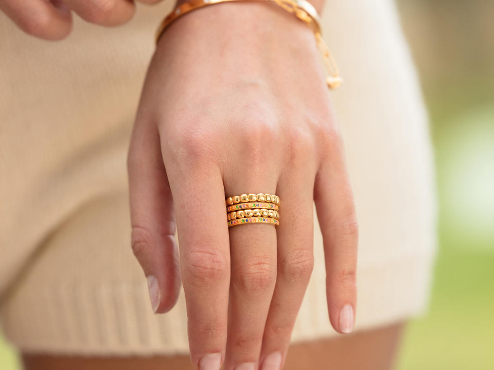 different types of eternity rings