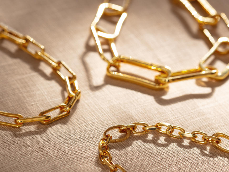 how to polish gold jewellery at home
