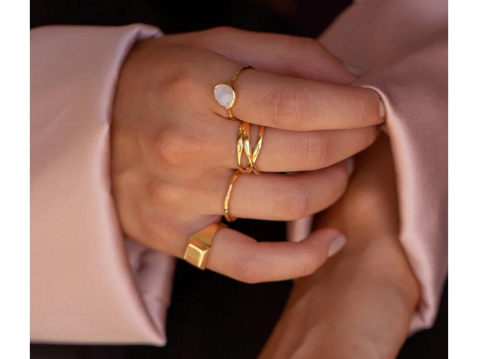moonstone is a mysterious semi-precious gemstone