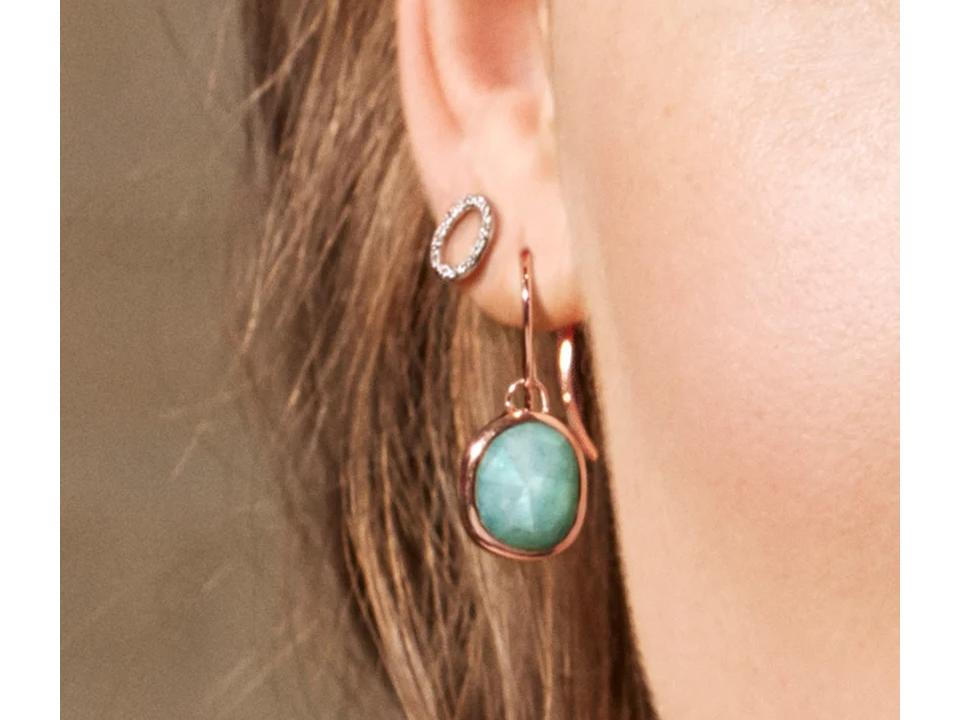 amazonite is a semi-precious gemstone