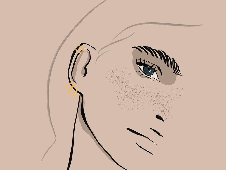 some ear piercing types can have effortlessly beautiful earrings