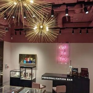 Monica Vinader Broadgate Boutique