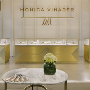 Monica Vinader Chelsea Boutique, London