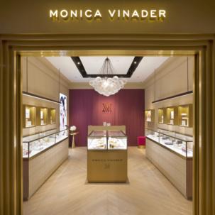 Monica Vinader Boutique, IFC Mall