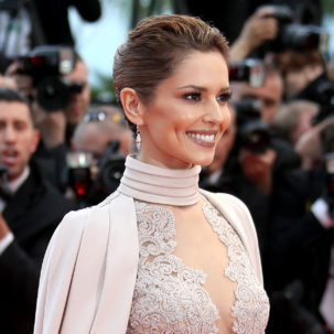 Cheryl Fernandez-Versini wears Diva cocktail ring