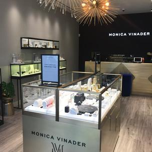 Monica Vinader Bicester Village Boutique