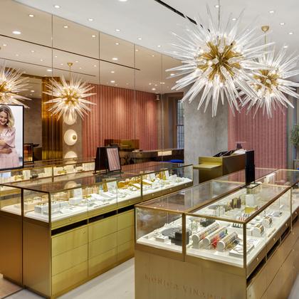 Monica Vinader Covent Garden Boutique