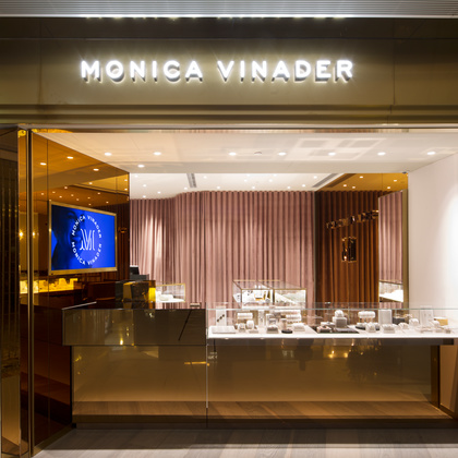 Monica Vinader Boutique, New Town Plaza
