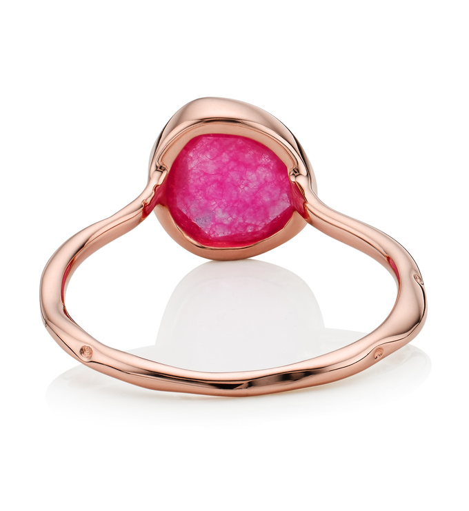 Siren Stacking Ring Behind