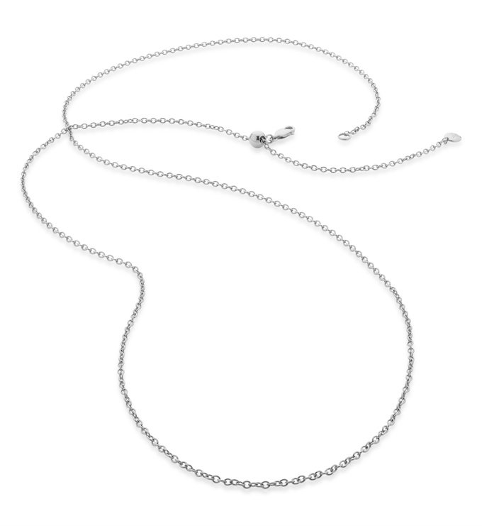 Sterling Silver Rolo Chain 32