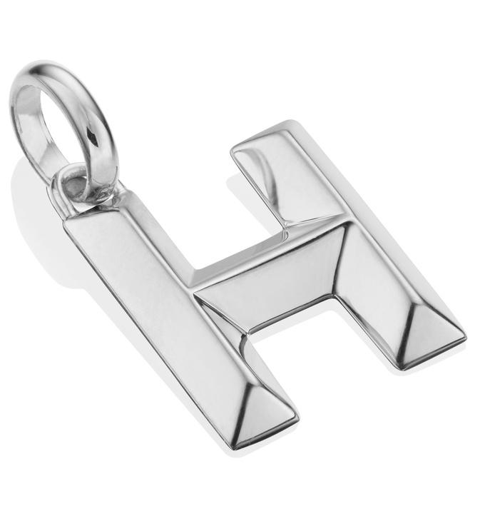 Alphabet Pendant H 2