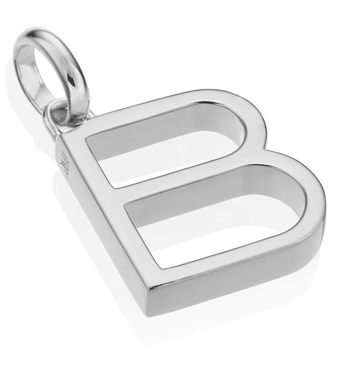 Alphabet Pendant B 2