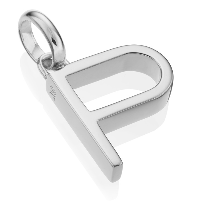 Alphabet Pendant P 2