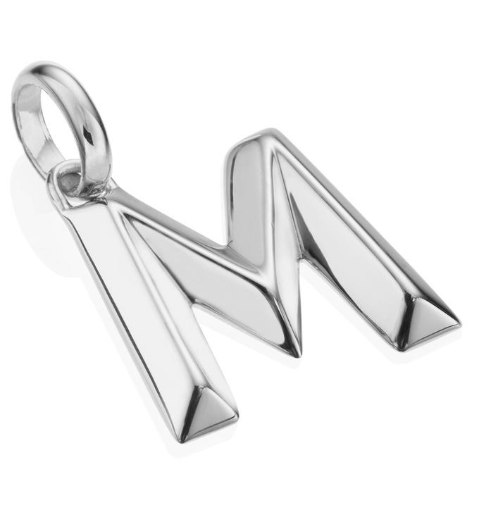 Alphabet Pendant M 2