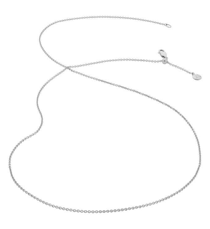 Sterling Silver Fine Chain 24