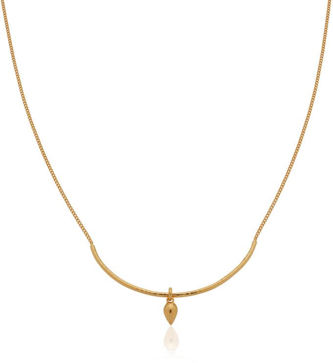 Deia Curve Necklace Set - Monica Vinader