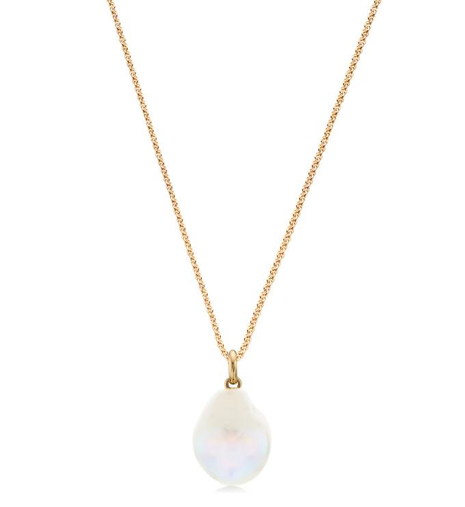 Nura Pearl Necklace Set - Monica Vinader