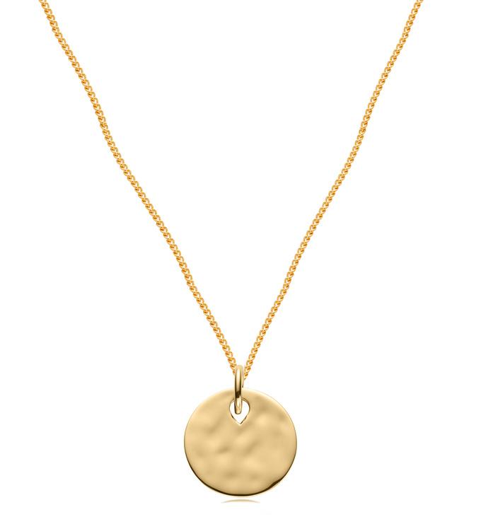 Ziggy Round Curb Necklace Set - Monica Vinader