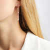 Rose Gold Vermeil Alta Capture Charm Cocktail Earrings - Monica Vinader