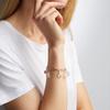 Rose Gold Vermeil Caroline Issa Gemstone Bracelet - Mix - Monica Vinader