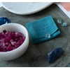 Rose Gold Vermeil Gemstone Huggie Earrings - Pink Quartz - Monica Vinader