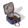 Leather Personalised Leather Trinket Box - Navy Blue - Monica Vinader
