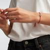 Gold Vermeil Alphabet Star Diamond Friendship Bracelet - LIMITED EDITION - Diamond - Monica Vinader