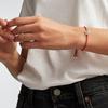 Sterling Silver Alphabet Star Diamond Friendship Bracelet - LIMITED EDITION - Diamond - Monica Vinader